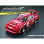 Matrixline NISSAN DM13 195mm värvimata kere + aksessuaarid