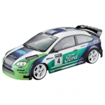 Matrixline Ford Focus Clear Body 190mm w/Accessories