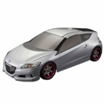 Matrixline CR-Z Clear Body 195mm w/Accessories