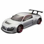 Matrixline Audi R8 Clear Body 195mm w/Accessories