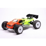 Mugen Seiki MBX8TE 1/8 Off-Road 4WD võistlus Truggy Kit (elektrimootor)