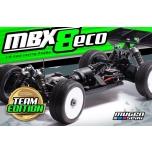 Mugen Seiki MBX-8 ECO Team Edition 1/8 4WD Off-Rroad Bagi veermiku kit
