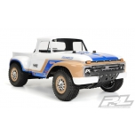 Pro-Line 1966 Ford F-100 Clear Body SCT (Slash)