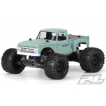 ProLine 1966 Ford F-100 Clear Body (for Traxxas Stampede)
