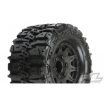"""Proline Trencher HP 2.8"""" All Terrain BELTED Truck Tires Mounted (12mm hex) (2)"""