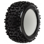 "Proline Badlands 3.8"" (Traxxas Style Bead) All Terrain Truck Tires"