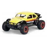 Proline Volkswagen Baja Bug Clear Body for Slash 2wd, Slash 4x4