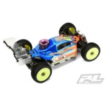 Proline Predator clear body for Mugen MBX-7R