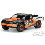 ProLine 2017 Ford F-150 Raptor Desert-Truck clear body (1/10 SCT)