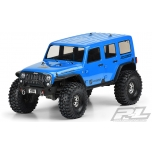 "Jeep Wrangler Unlimited Rubicon Clear Body (for 12.8"" Wheelbase TRX-4)"