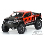 "Proline Chevy Colorado ZR2 Clear Body for 12.3"" (313mm) Wheelbase Scale Crawlers"