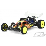 Proline Axis Light Weight Clear Body for TLR 22 5.0