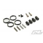Replacement Pro-Spline HD Axle Pins & Clips for E-Revo & Summit pro-Spline HD Axle Kit