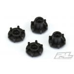 "Proline 6x30 to 12mm Hex Adapters (Narrow & Wide) (for Pro-Line 6x30 2.8"" Wheels)"