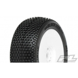 ProLine Blockade X3 (soft) on white wheels (pair)