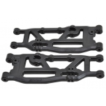 RPM rear suspension arms, Black, ARRMA Kraton, Talion, Outcast