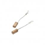 Robitronic motor brush (1 pair)