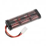 Robitronic NiMH battery 4000mAh 7,2V, Tamiya plug