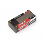 RUDDOG 5500mAh 100C 7.6V LiHV Graphene Plus Shorty Pack Battery