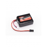 RUDDOG 2200mAh 7.6V LiHV RX Small Hump Pack (Fits HB/TLR)