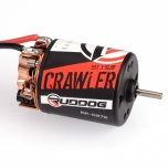 RUDDOG Crawler 55T 3-Slot Brushed Motor