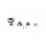Savöx SC-1258TG gear set with ball bearings