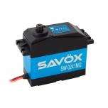 Savöx SW-0241MG veekindel (IP67) suureskaala servo 0,17sek/40kg@7,4V