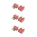 T-Plug (Deans Ultra Plug) (3 paari)