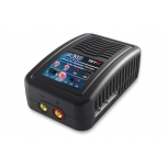 SkyRC e430 AC LiPo/LiFe laadija (2-4S, 1-3A, 30W)