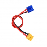 SkyRC laadimiskaabel XT60 > EC3 pistikuga akule