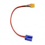 SkyRC laadimiskaabel XT60 > EC5 pistikuga akule