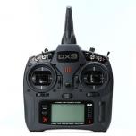 Spektrum DX9 Black Edition saatja koos AR9020 vastuvõtjaga + kohver