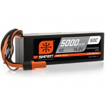 Spektrum Smart LiPo 14.8V 5000mAh 50C HC IC5