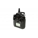 Spektrum DX18 Stealth Edition 18-kanaliga saatja koos AR9020 vastuvõtjaga Mode 2
