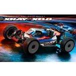 Xray XB8 - 2021 - Luxurious 1:8 Racing Nitro Buggy KIT