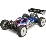 TLR 8IGHT-XE 4WD 1/8 elektribagi võistlus-veermiku komplekt (KIT)