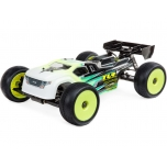 TLR 1/8 8IGHT-XT/XTE 4WD Nitro/Electric Truggy Race Kit