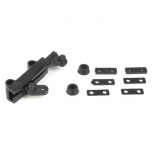 TLR Steering Rack/Rack Housing & Spacers: 22 (discontinued)