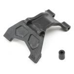 TLR Gear Box/Chassis Brace, Stiffezel: 22 3/4.0