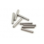 TLR Solid Drive Pin Set(8): 22/T/SCT