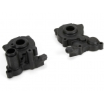 TLR Gear Case Set, 3-Gear: 22 3.0