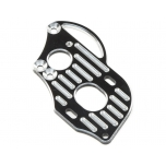 TLR Motor Plate, 3-Gear Laydown: 22 4.0