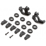 TLR Front Spindle Set: All 22