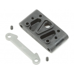 TLR HRC Front Pivot, w/Brace: All 22