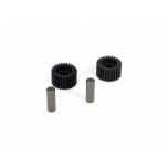 TLR Idler Gear & Shaft (2): 22
