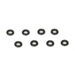 TLR Low Friction Shock Shaft O-Rings (8): 22/22T (discontinued)