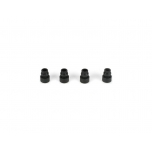 TLR Upper Shock Bushing: 22 (4)