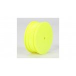 TLR Front Wheel (10 mm hex), Yellow (2): 22