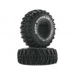 "Duratrax Deep Woods CR C3 1.9"" Crawler Tires (2 pcs)"