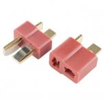 T-Plug (Deans Ultra Plug) (1 paar)
